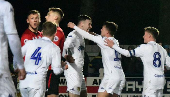 U23 REPORT: LEEDS UNITED 3-2 SOUTHAMPTON