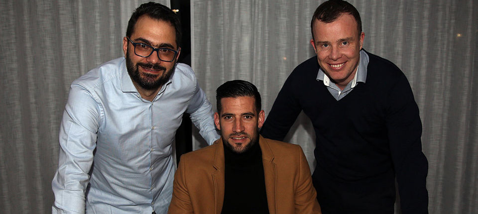 KIKO CASILLA: I AM REALLY EXCITED
