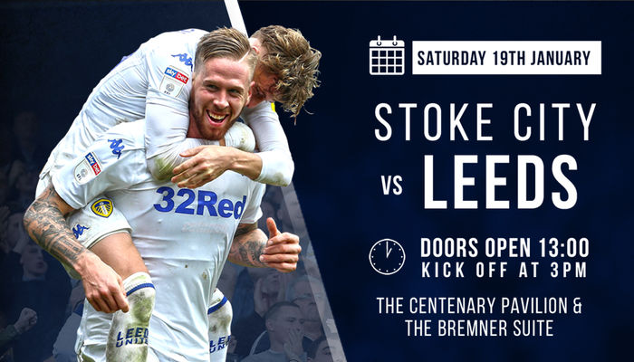 BEAMBACK: STOKE CITY TO BE SHOWN LIVE