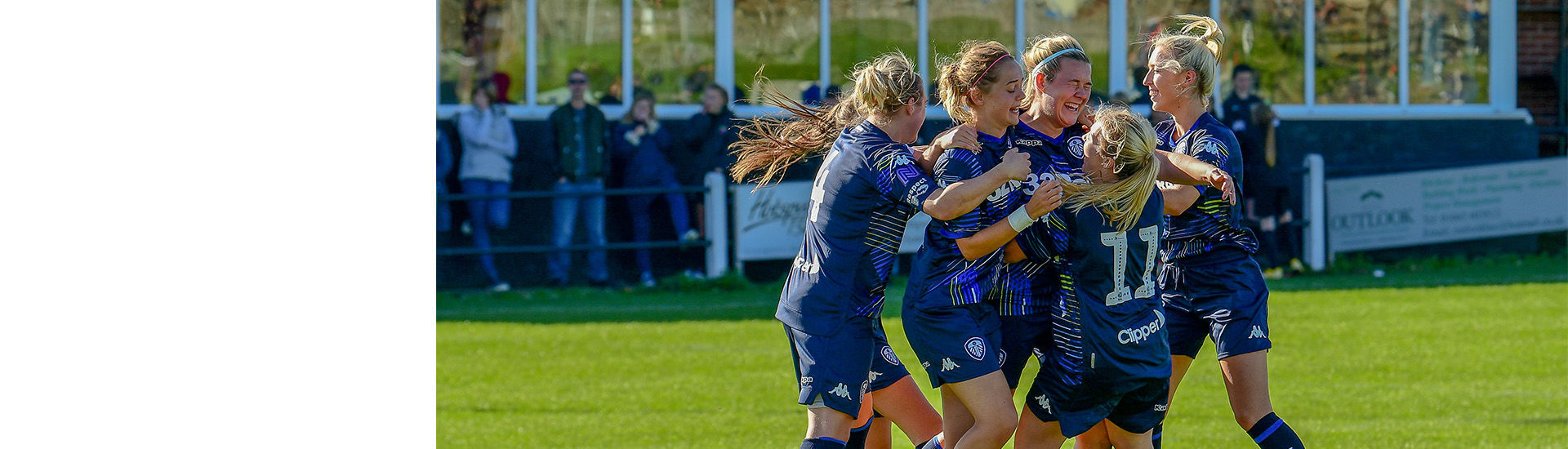 LEEDS LADIES FLYING WITH 3-1 WIN OVER MAGPIES
