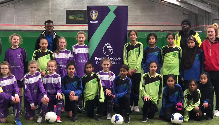 PRIMARY STARS HOST GIRLS CUP