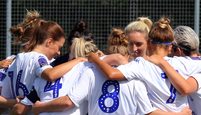 LADIES FALL TO DEFEAT AS CHESTER LE STREET STAGE COMEBACK
