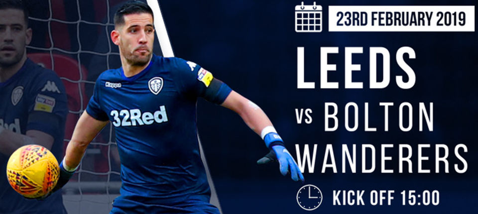 TICKETS: BOLTON WANDERERS (H)