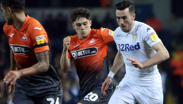 JACK HARRISON: IT WAS GREAT TO GET THE THREE POINTS