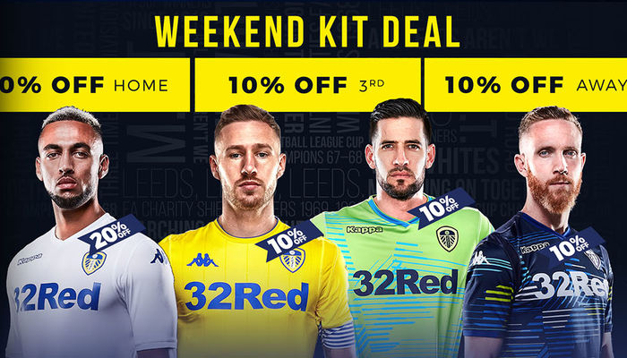 KIT OFFER THIS WEEKEND