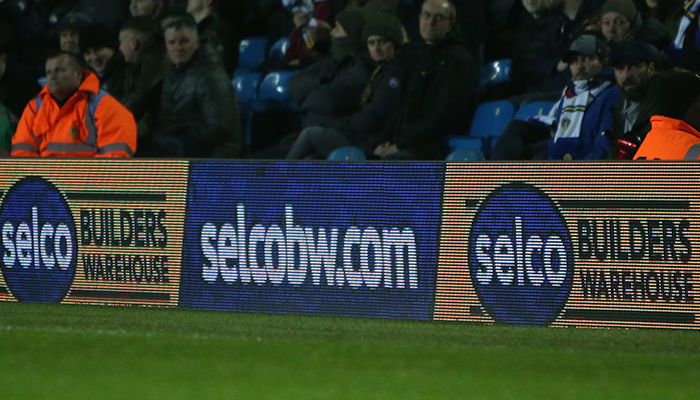 SELCO IN FOCUS AT ELLAND ROAD