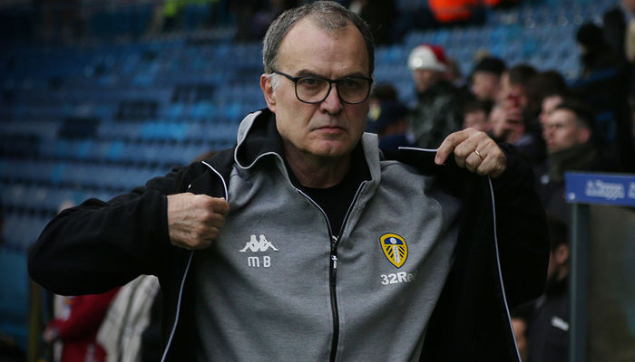 MARCELO BIELSA: WE WOULD LIKE TO DEDICATE THIS WIN TO JACK CLARKE