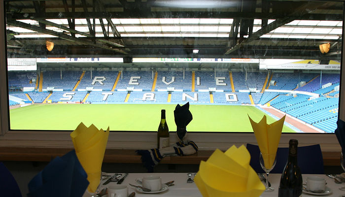 SOUTH STAND BOXES AVAILABLE FOR WEST BROMWICH ALBION CLASH