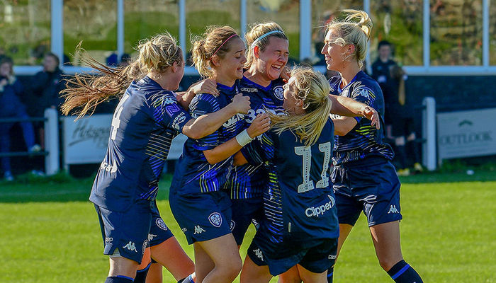 BRIGHOUSE HOLD LEEDS LADIES TO DRAW WITH LATE EQUALISER