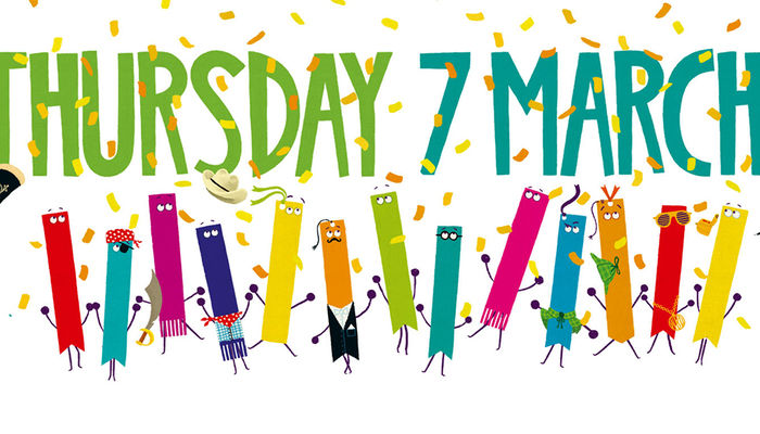 ACTIVITY FOR WORLD BOOK DAY TONIGHT