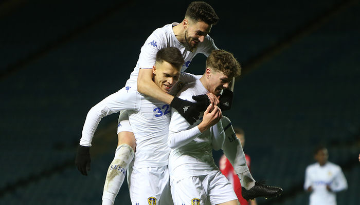 U23 REPORT: LEEDS UNITED 4-0 CHARLTON ATHLETIC