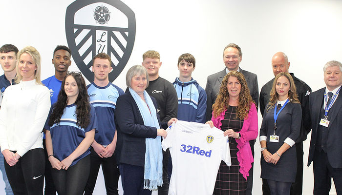 SPORTS COLLEGE ANNOUNCE NEW PARTNER