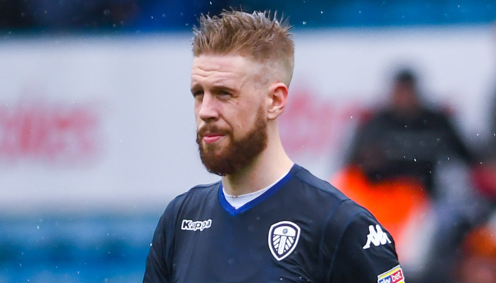 Leeds United defender Pontus Jansson out for 3 weeks
