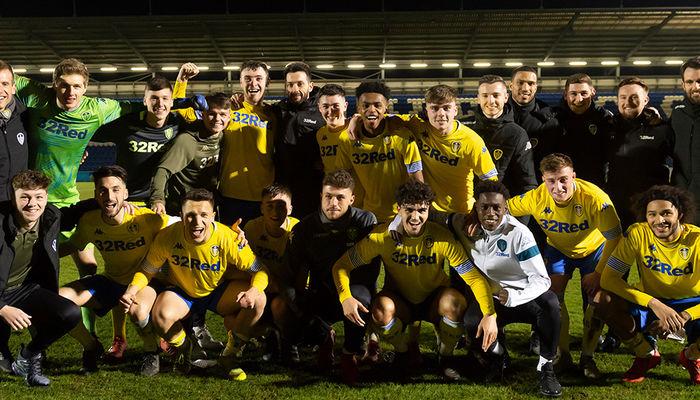 U23 report: Colchester United 0-2 Leeds United