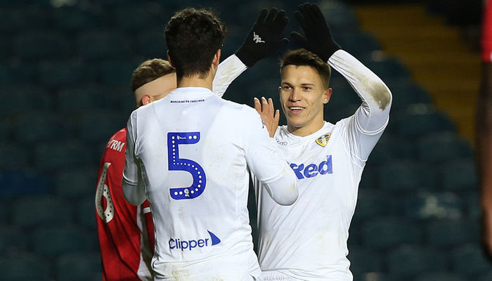 U23 REPORT: LEEDS UNITED 2-2 FULHAM