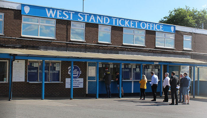Ticket Office open longer this Saturday
