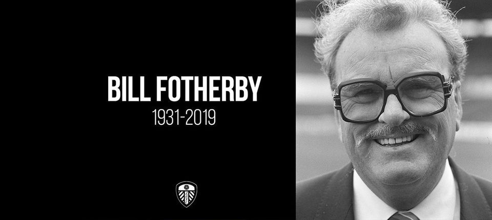 RIP BILL FOTHERBY