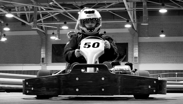 Limited spaces remain for annual go-karting event