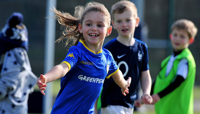 Soccer Schools available for half-term
