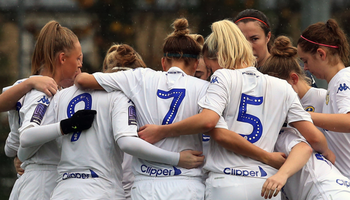Leeds United Ladies fall to 4-1 defeat against Lancashire side Chorley