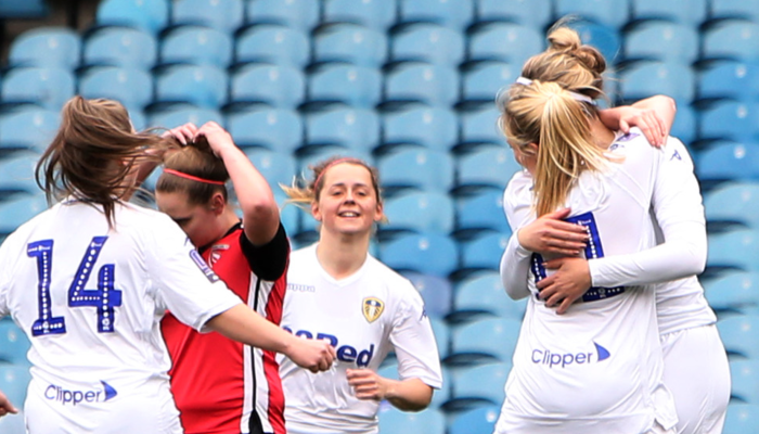 Ladies get back to winning ways at Elland Road with 1-0 win