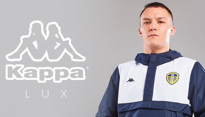 New Kappa LUX range available now