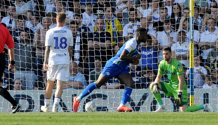 Report: Leeds United 1-2 Wigan Athletic