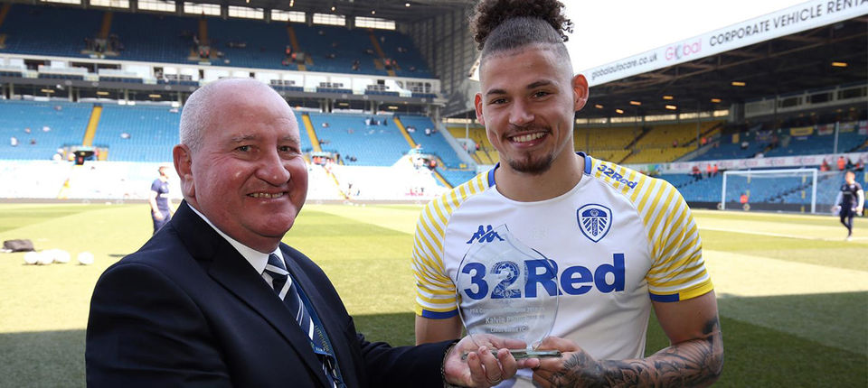 Kalvin Phillips lands PFA Community Champion Award