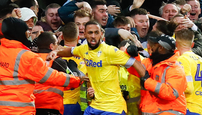 Watch: Kemar Roofe on Wigan Athletic