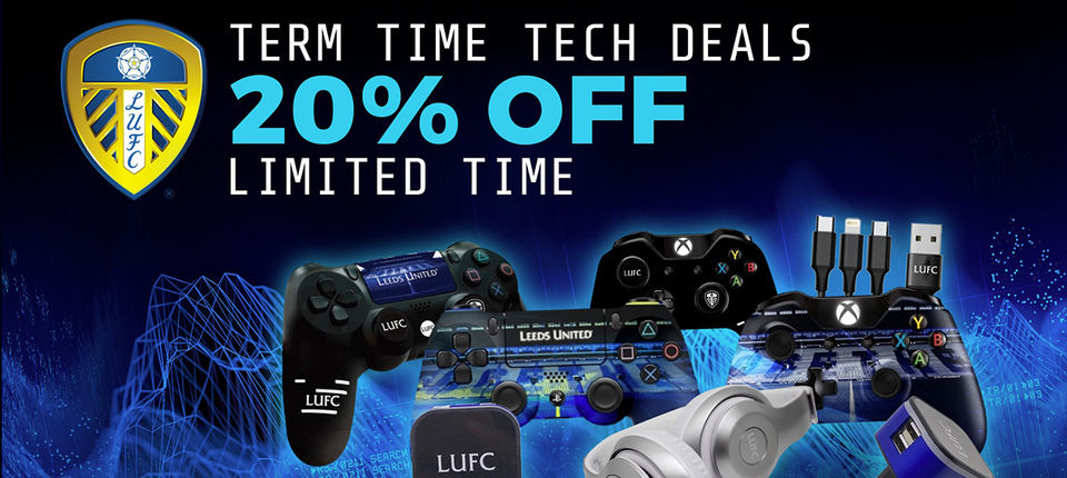 20% off all technology items now