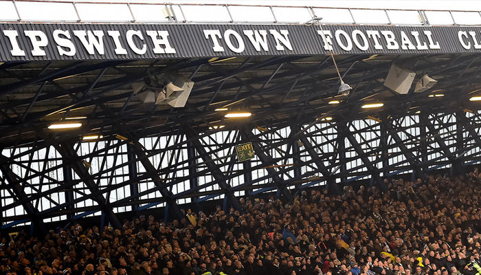 Tickets: Ipswich Town (A)