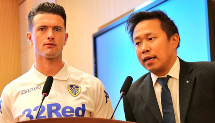 Leeds United a success in China