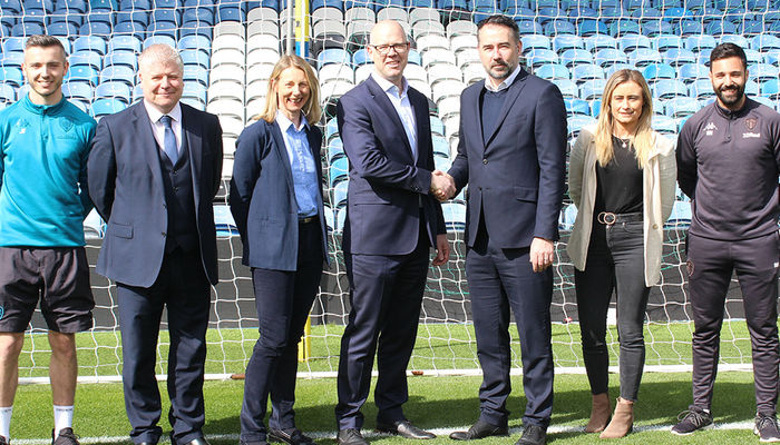 Leeds United link-up with Leeds Beckett University