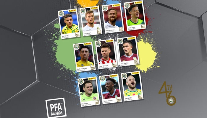 Trio named in PFA Championship Team of the Year