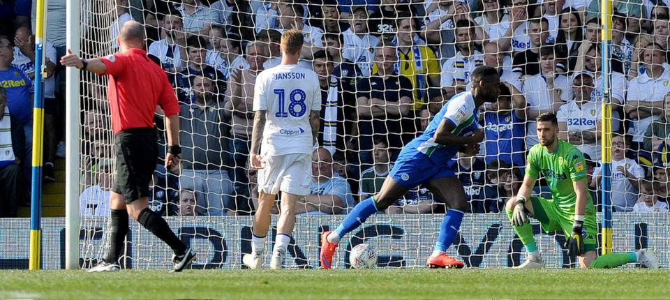 Report: Leeds United 1-2 Wigan Athletic