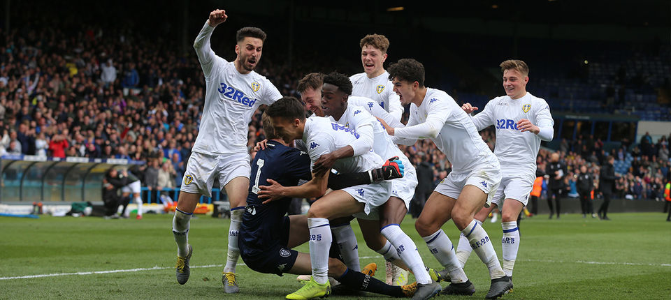 Leeds U23 är ligamästare