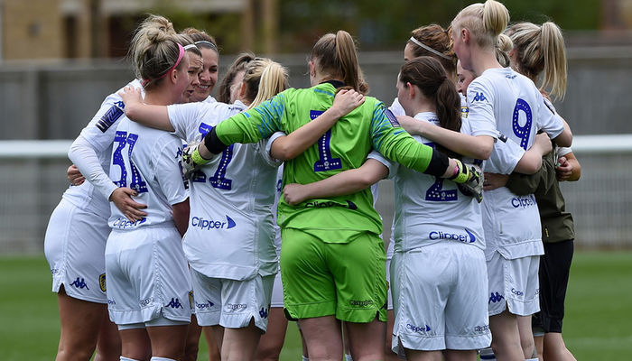 Open training sessions for Leeds United Ladies