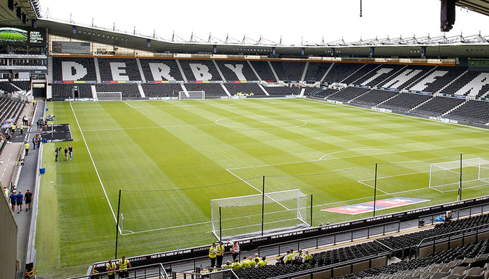 Derby County: Ground guide