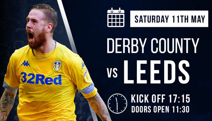Beamback: Derby County to be shown live