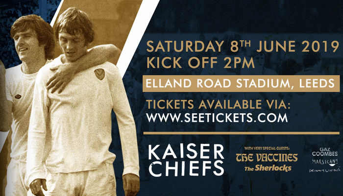 Don't miss out on the LUFC centenary party!
