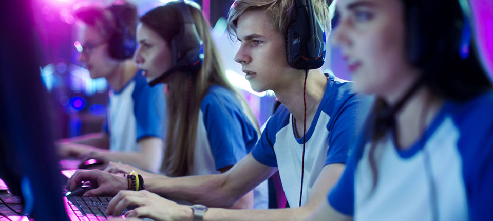 Sports College Launch Esports Course