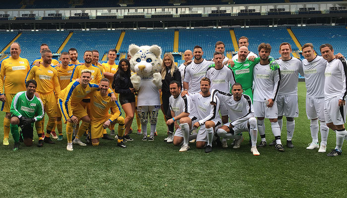 Charity match raises funds for local charities