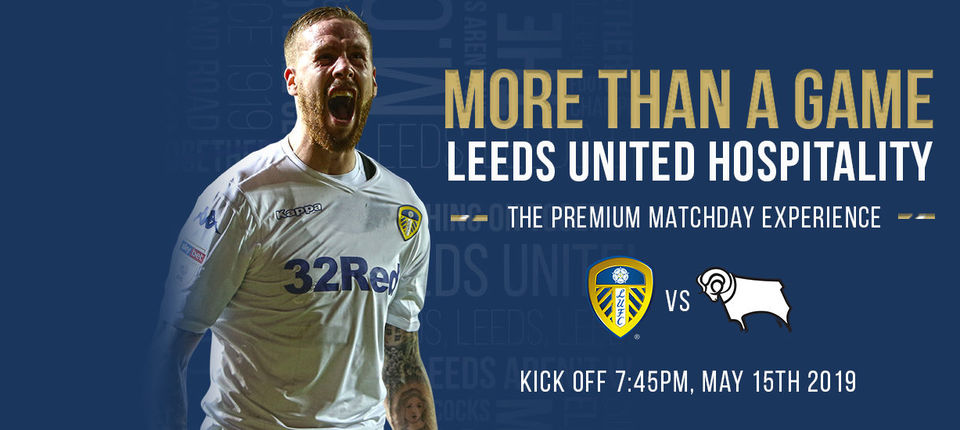 Last Chance To Book Your Place At Wednesday Night's Game