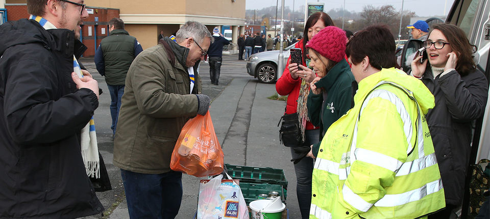 Over 10,000 meals provided to families across Leeds