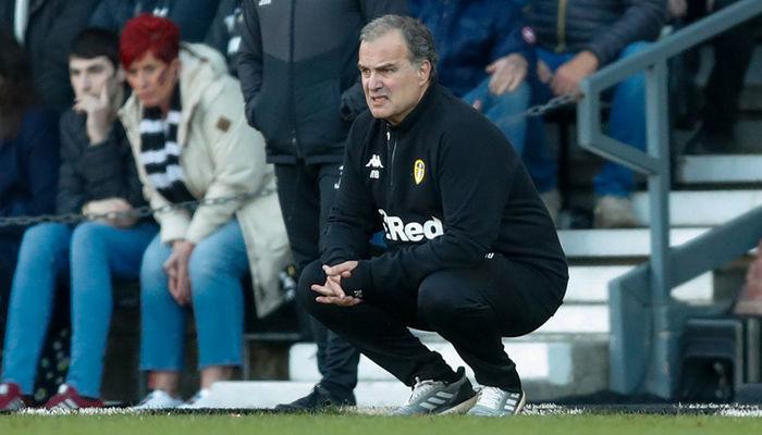 Watch: Marcelo Bielsa on Derby County
