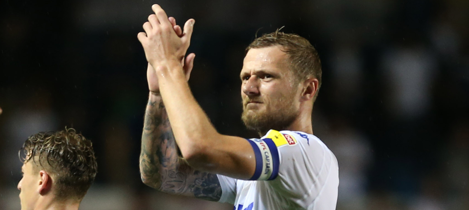 Liam Cooper: Working hard to achieve our goal