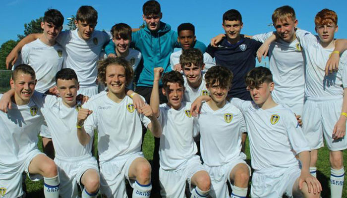Under-14s win Flint Micasa Cup