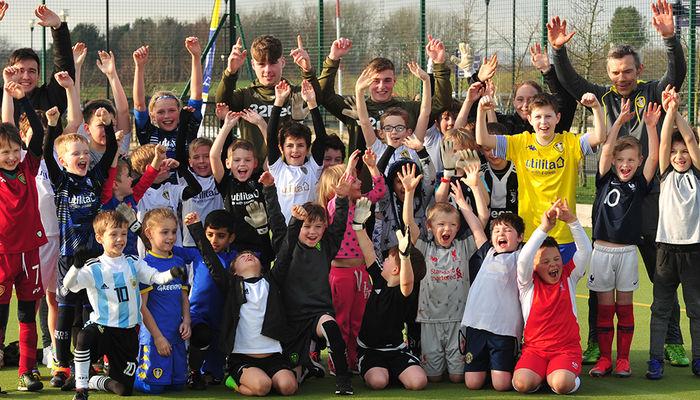Celebrate Yorkshire Day with Leeds United Foundation