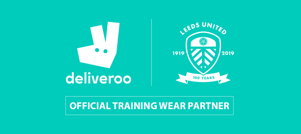 Deliveroo become Official Training Wear Partner for 2019/20