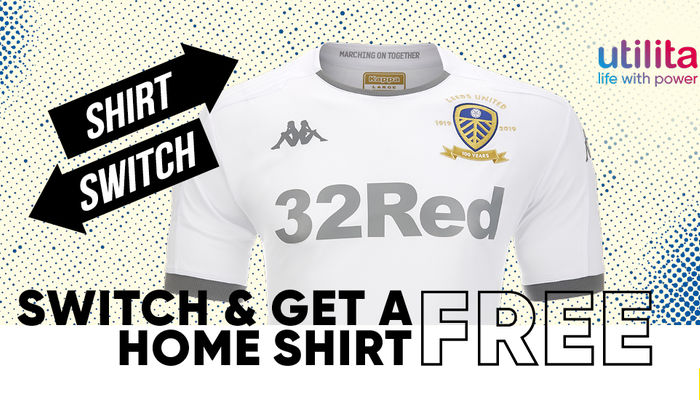 Make your shirt switch today and cheer on the Whites this season!
